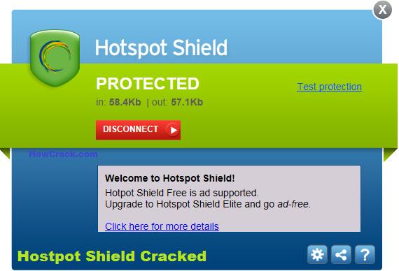Hotspot Shield VPN Crack Keygen