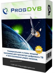 ProgDVB Crack 7.21.5