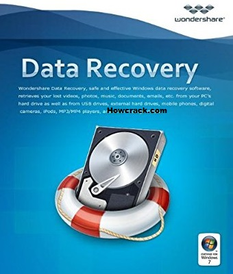 Wondershare Data Recovery Crack Code