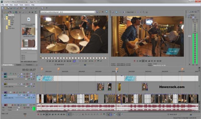 Sony Vegas Pro 15 Keygen
