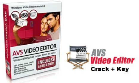AVS Video Editor Crack Unlimited Activation Key