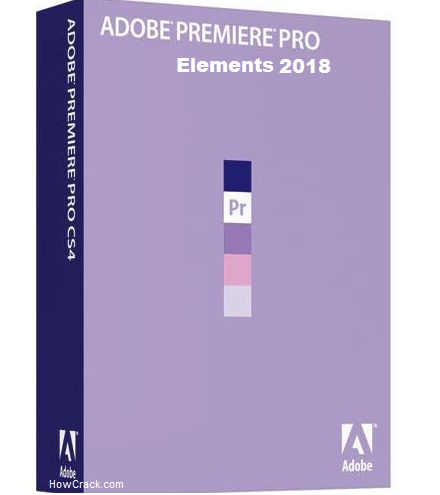 Adobe Premiere Elements Pro 2018 Cracked