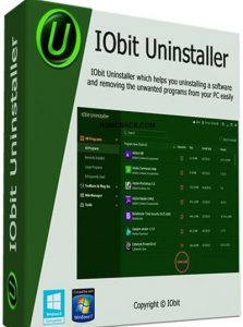 IObit Uninstaller Crack 2018 Key