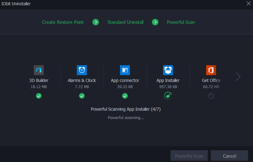 IObit Uninstaller 2018 Serial Key