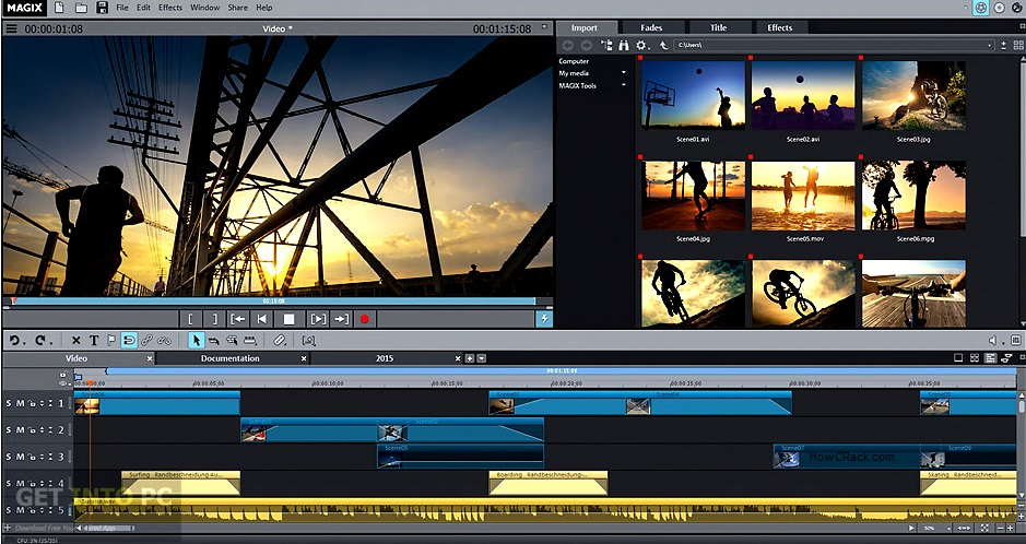 MAGIX Movie Edit Pro 2018 Serial Number