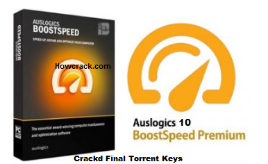 Auslogics BoostSpeed Crack Full Key Free