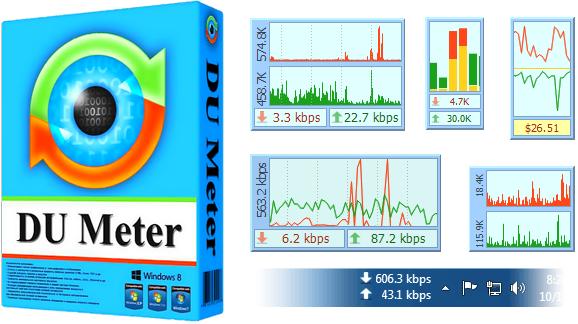DU Meter Torrent Full Version Key