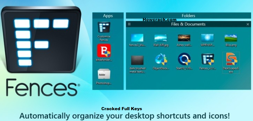 Stardock Fences Crack Full Serial Keys