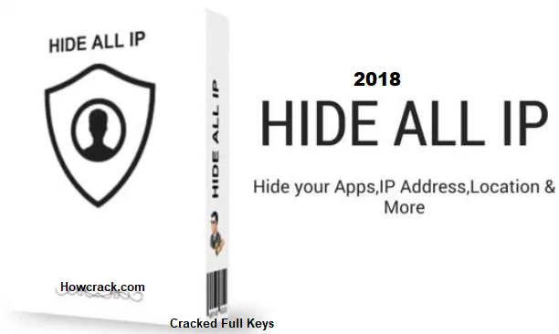 Hide ALL IP Crack Full Keys