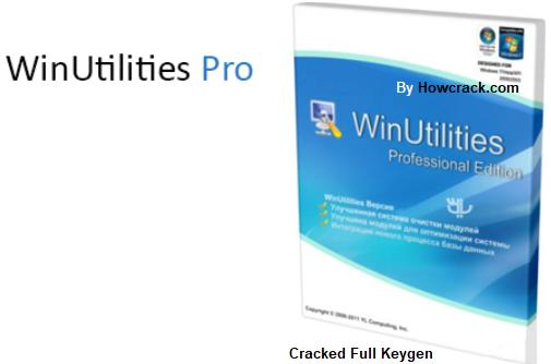WinUtilities Crack Pro Full Keygen Free