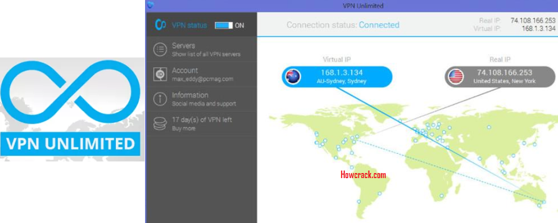VPN Unlimited Crack Torrent