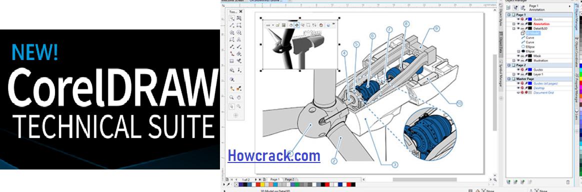 CorelDRAW Technical Suite Keygen