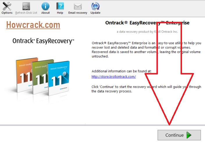 Ontrack EasyRecovery Keygen